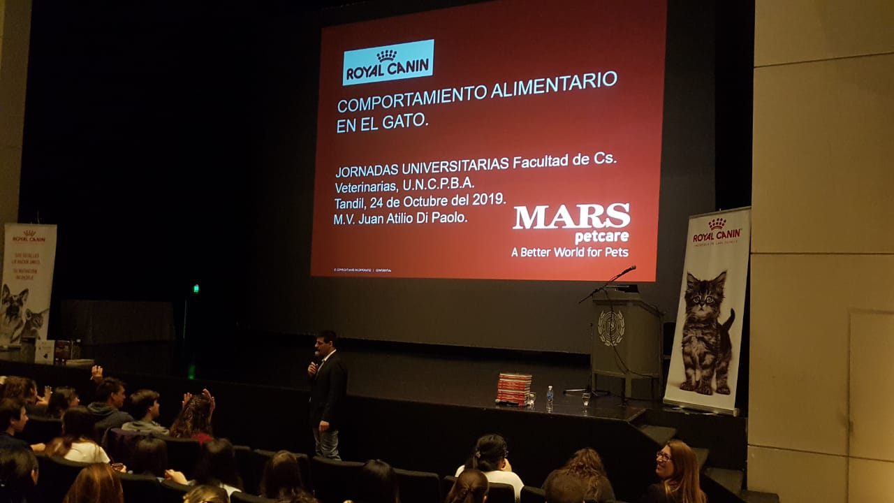 XVI Jornadas Universitarias Royal Canin